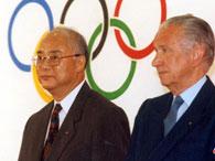 中國奧委會名譽主席何振梁因病去世