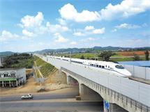 中国将开辟高铁新战线 投资重点发生三大转变