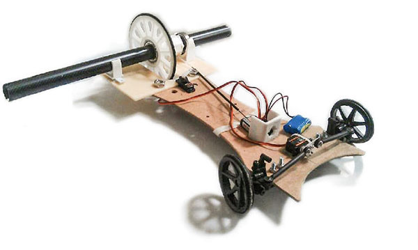 弹力方程式赛车 汽车工业设计的经典课程
