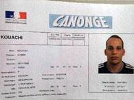 警方确认巴黎袭击事件3名暴徒身份