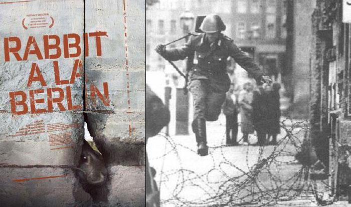 柏林墙奈何从建到拆?