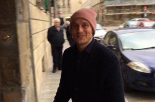 迪亚曼蒂已抵佛罗伦萨接受体检 租借加盟+200万买断