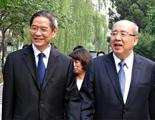 纪硕鸣:张志军访台揭两岸关系新章