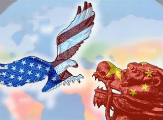 福山:中美竞争不同美苏争霸 中国模式有挑战