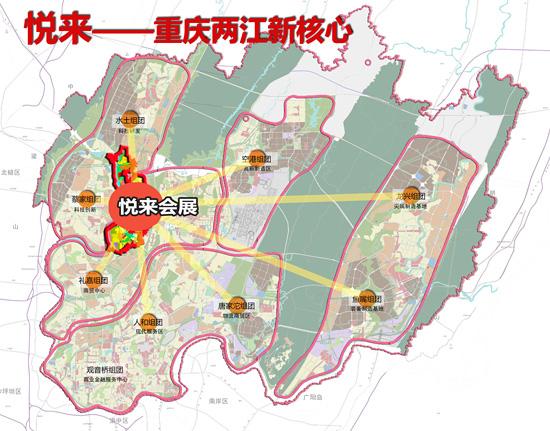 重庆发展被赋予了极大想象空间.