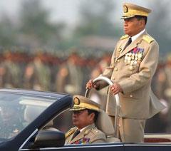 缅甸内战根源 军政府背叛少数民族