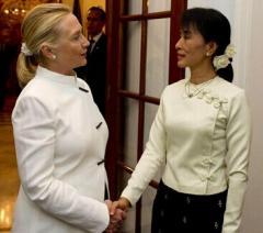 拓展外交 缅甸成中美博弈新战场