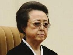 韩媒:金正恩姑姑金敬姬曾赴中国治病