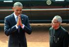 美國總統奧巴馬訪問印度