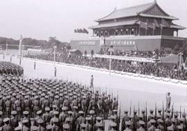 新中国14次国庆大阅兵