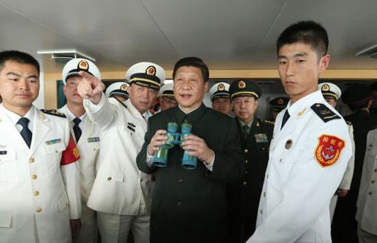 港媒:北京阅兵村已建好 参阅部队正集训 - 东方树 - 鄄城东方树的博客