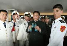 港媒:北京阅兵村已建好 参阅部队正集训