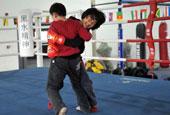 群像:拳头上的童年