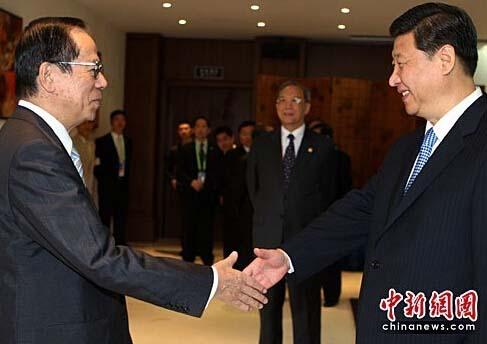日媒专访日本前首相:揭秘如何与习近平秘密会晤