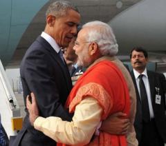 印度获奥巴马青睐 任期内两度造访