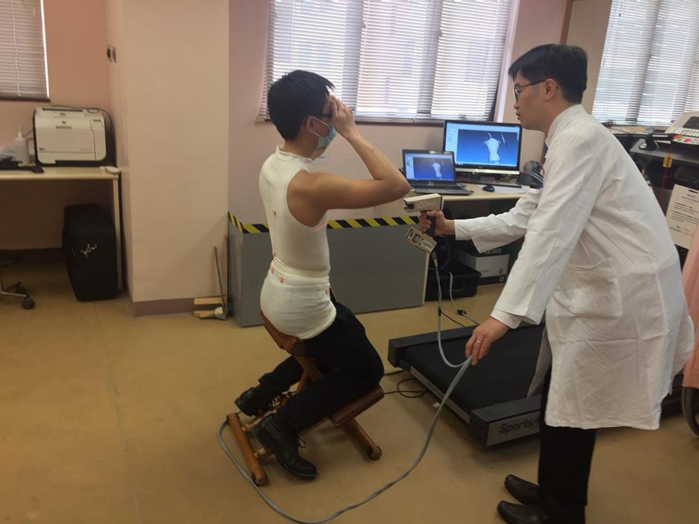 九龙医院快速定制矫形产品