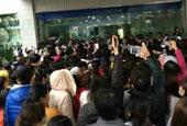 广州:日企突然解散 上千工人聚集工厂门口