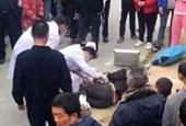广东偷狗男子作案时被抓 手脚筋被挑