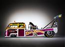英国牛人变古董车为赛车 7秒可达每时179英里