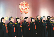 四中全會改革有序推進 兩會部署依法治國開局年