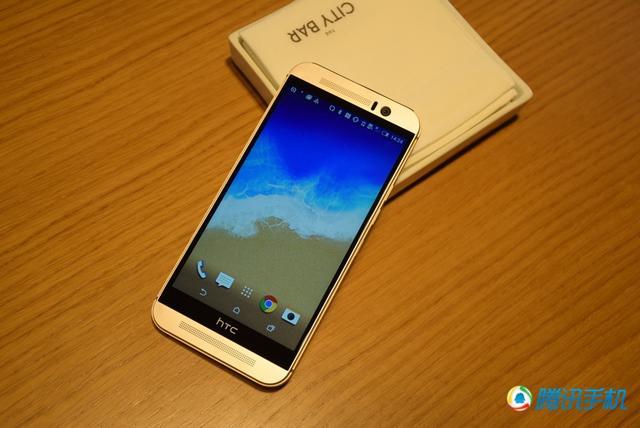 HTC One M9发布:2000万像素+Sense 7系统