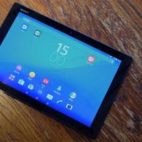 索尼Xperia Z4 Tablet平板电脑发布