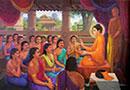 佛陀:在家人应当处理好的6种人际关系