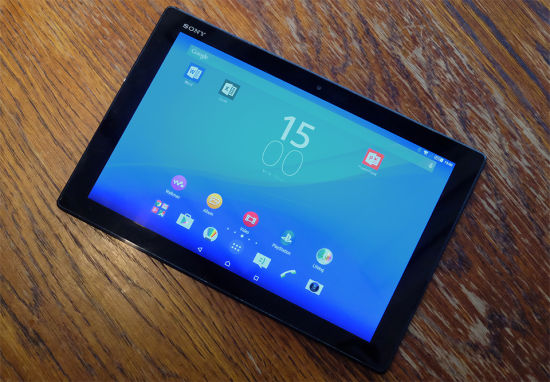 索尼Xperia Z4 Tablet
