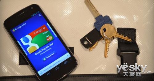 谷歌在MWC2015上推Android Pay移动支付框架