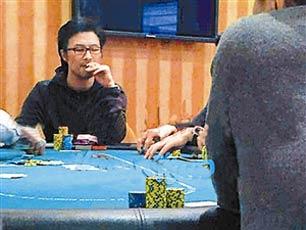 汪峰否认泰国赌博:免的再把扑克比赛说成duang(图)