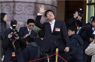 劉翔淪為大眾施虐行為的受虐者