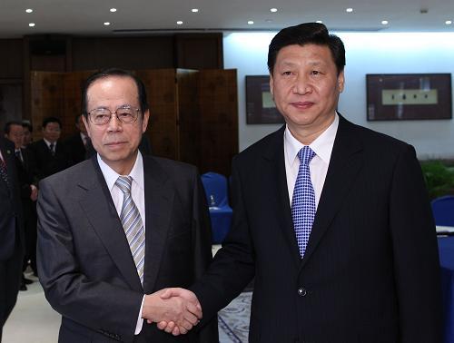 日媒:日前首相福田將訪華晤習近平 或替安倍帶話