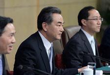 木春山:從王毅講話語態看中國外交發力點