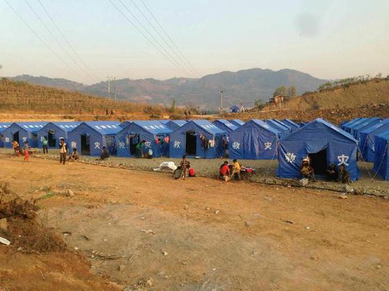 中国撤销一处果敢难民营 因缅甸一侧的小学要开学