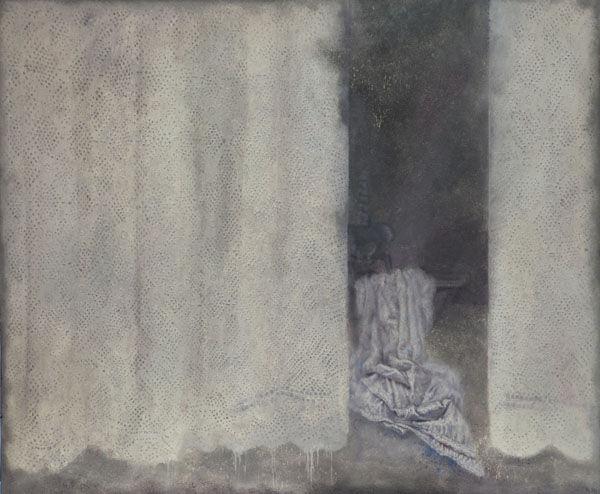 陶征魏 融·器Merged with Objects 180X150cm 布面油画 oil on canvass 2014