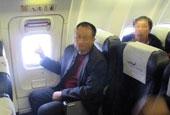 乘客误开飞机舱门被拘十日 警方回应称有依据