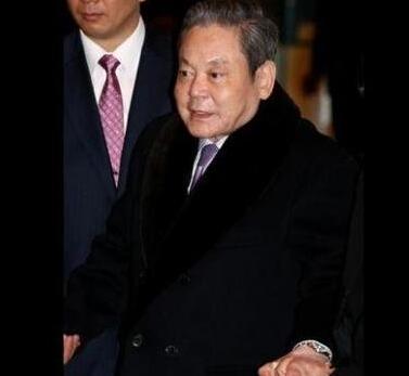 韩国最有钱的20大富豪