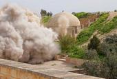 IS炸毁千年古清真寺