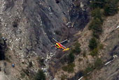A320客機殘骸照片曝光