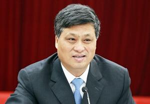 马兴瑞出任深圳市委书记 曾先后接班两位政协主席