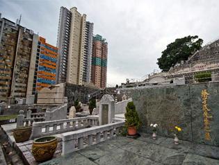 福壽園墓地暴利完爆房價