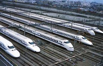 日本出击与中国抢夺高铁市场 安倍作推销员