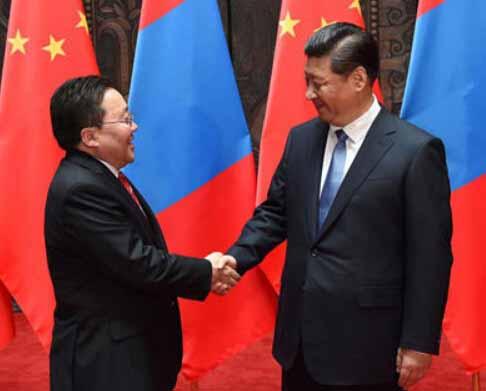 中国公民蒙古受辱风波犹存 学者指中蒙矛盾有三