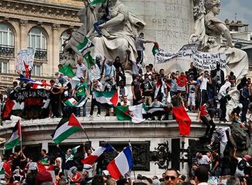 """歐洲反猶主義再起 大批猶太人""""出走""""以色列"""