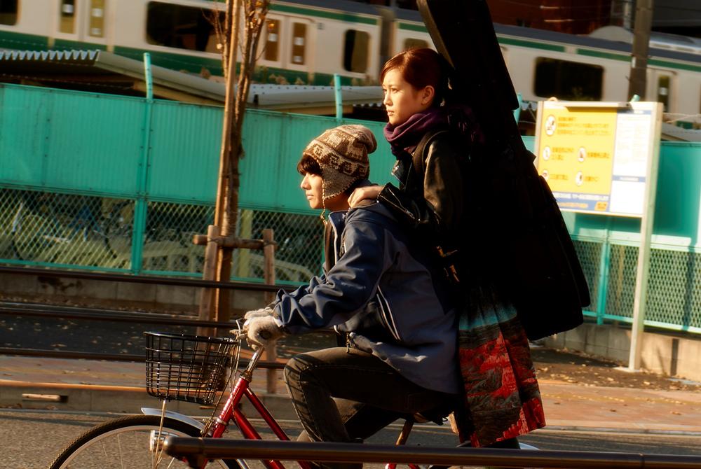 """今年""""香港国际电影节""""优先放映由广木隆一执导的《歌舞伎町24小时时钟"""