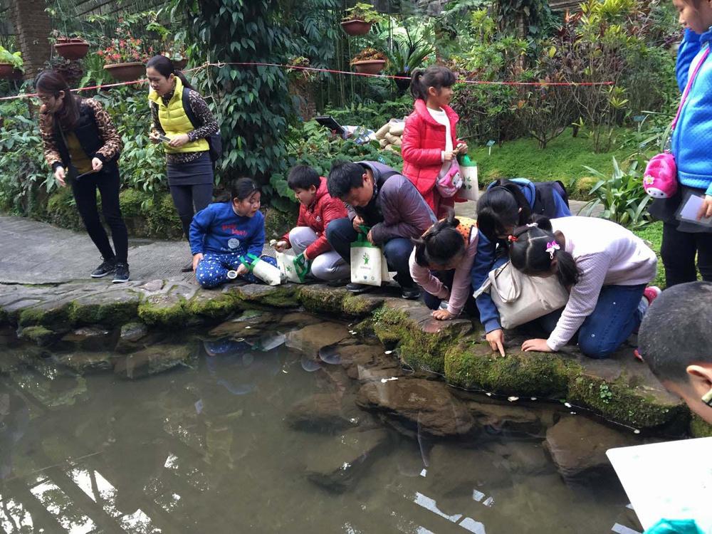 深圳仙湖设自然学校