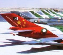 中国成巴基斯坦第一军援国