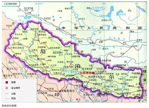 英媒:中印爭奪尼泊爾 印度獲准投資遠超中國