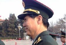 中央警衞局局長曹清調任北京軍區副司令員