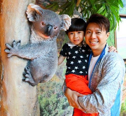 """亲子潮玩海洋公园 """"亲亲动物月""""感受澳洲奇趣"""